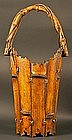 Very Rare and Fine Antique Japanese Basket by Suiko