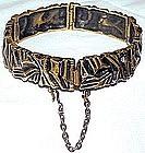 Bronze Signed Pennti Sarpaneva Bracelet Finland