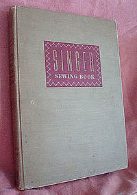 1949 SINGER Sewing Book Singer Sewing Machine Co.