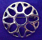 Lovely JUHLS Norway Mod Sterling Silver Pin / Brooch