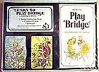 Bridge Playing Cards 5 Piece Set MINT c. 1950