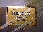 Congress Playing Cards Mint in Box Two Packs c.1950