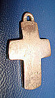 Sterling Studio Cross Pendant Henry Steig