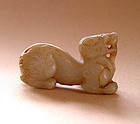Chinese Jade Chimera - Song Dynasty 969 - 1126 AD