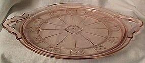 Doric Pink Tray