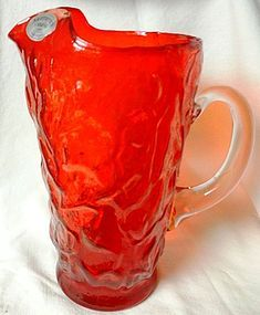 Driftwood Red Pitcher 10