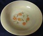 Fleurette Soup Plate 6 5/8
