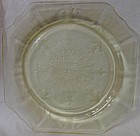 Princess Yellow Dinner Plate 9