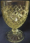 Waterford Crystal Goblet 5.25