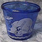 Windmill Ritz Blue Ice Pail