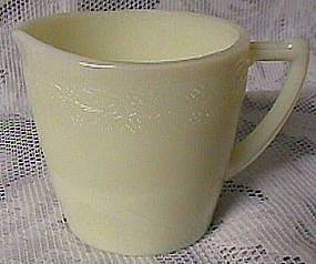 Laurel Ivory Childs Creamer