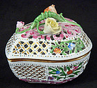 Vintage Herend Pot-Pourri Covered Dish