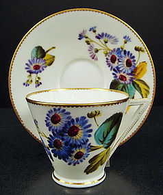 Lovely Antique George Jones Tea Cup & Saucer