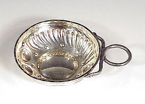 Rare French Silver �Dieu Protege La France� Tastevin