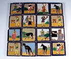 16 Arts & Crafts Spanish Don Quixote Tiles