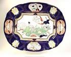 Mason's Ashworth Ironstone Imari Style Platter