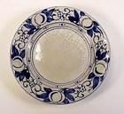 """Dedham Art Pottery HORSE CHESTNUT 6"""" Plate"""