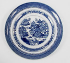 Chinese Export Porcelain Nanking Plate
