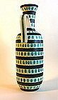 Monumental Faience Vase designed by Stig Lindberg