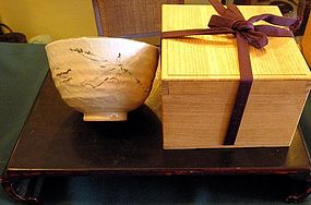 Nice Japanese Tea ceremony bowl
