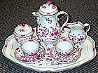 Great Meissen mocha set