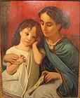 Mother & Child Lessons: Charles Verlat