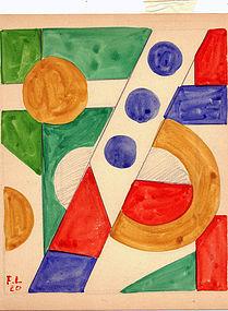Les Disques: Fernand Leger