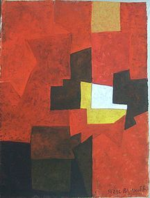 Abstract Composition: Sergei Poliakoff