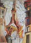Tour De Eifel: Robert Delaunay