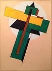 Suprematist Composition: El Lazar Markovich Lissitzky