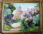 French Impressionist Landscape: Elizabeth Faure Dodene