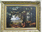 Olive Grove in Sorrento by T. DuClere