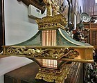 Antique Japanese Budddhist Temple Lantern C.1920