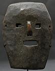 Fine Primitive Nepalese Middle Hills Shaman Mask
