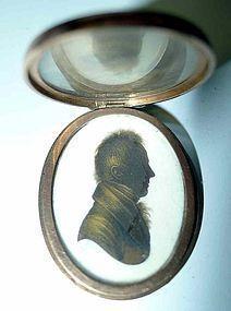 John Miers Silhouette c1795