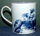 Chaffers Liverpool Porcelain Coffee Can c1758