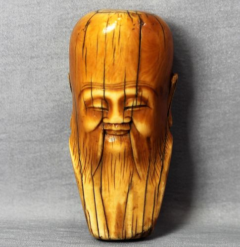 Chinese old man Toggle/handle