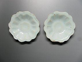 Song dynasty elegant qinbai dish
