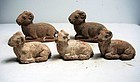 Cute tang dynasty sheep