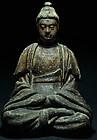 Yuan dynasty mud buddha