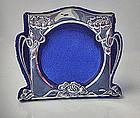 Rare Birks Art Nouveau Sterling Silver Frame, C.1900