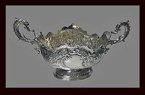English Silver Centrepiece, London 1900, Barnard