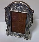 Art Nouveau Silver Photograph Frame, Birmingham 1906, W
