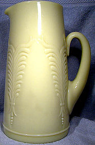 HEISEY EAPG WINGED SCROLL CUSTARD 9-1/2