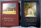 G. BLAIR LAING MEMORIES OF AN ART DEALER 2 VOL. SET