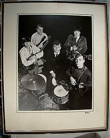 THE KIDDS Southern Ontario GARAGE BAND PHOTO c1965
