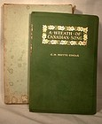 A Wreath of Canadian Song Whyte-Edgar 1910 Original Boxed Presentation