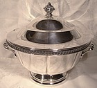 Rogers Silver Plate COVERED SAUCE SMALL SOUP TUREEN 1950s