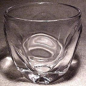 Russel Wright PINCH LOWBALL or TUMBLER c1950s