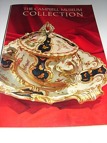 CAMPBELL MUSEUM TUREEN COLLECTION BOOK